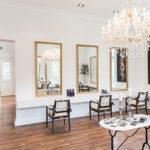 Überblick des Haupt-Salonraums